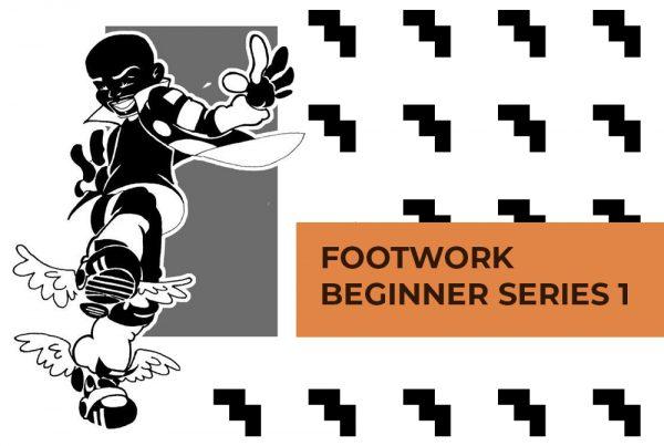 Footwork Beginners Series (music by CMINOR)