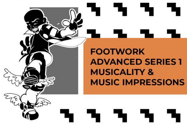 Footwork Advanced Series 1 with Brian Green – Musicality & Music Impressions (music by C MINOR)