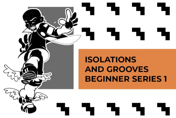 Isolations and Grooves Beginner Series 1 – with Brian Footwork Green
