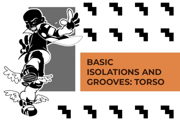 Basic Isolations/Grooves: Torso