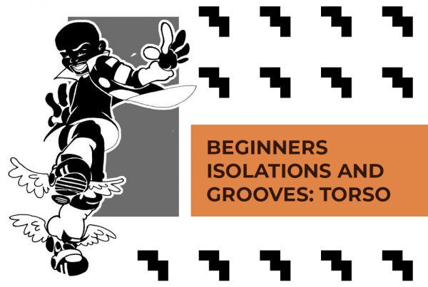 Beginners Isolations and Grooves: Torso
