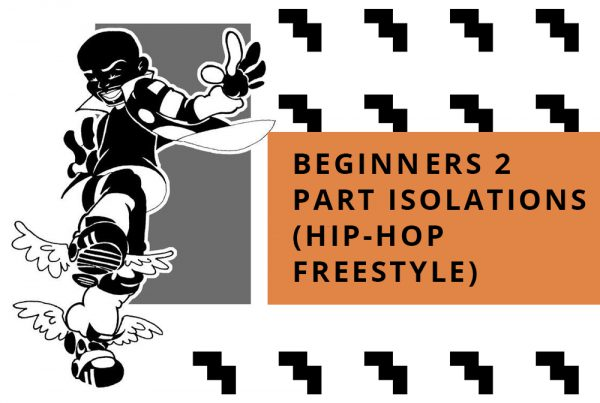 Beginners 2 Part Isolations (Hip-Hop Freestyle) subtitles by MAX WOO & MUSIC by BBOY MAURIZIO